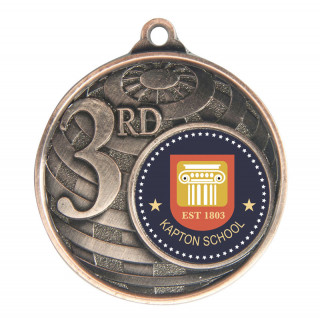 50MM FCB 3rd with Insert Medal from $4.98