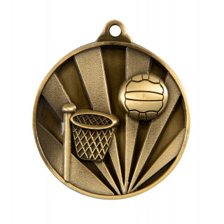 50MM Sunrise Netball Medal from $5.43
