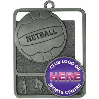 60MM Netball Framed with Insert from $6.95