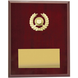 Rosewood Plaque - Gold finishes from $12.17