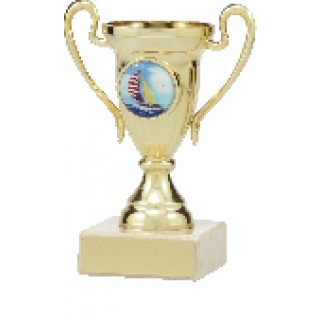 Gold Cup on Marble with insert From $6.65
