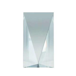 Clear Crystal Block