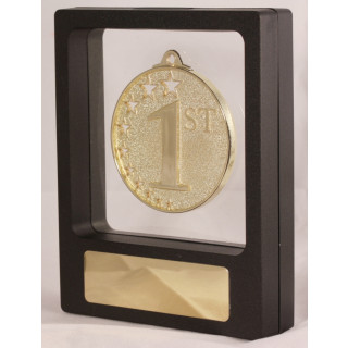 Clear Box - up to 90mm Medals from $6.75
