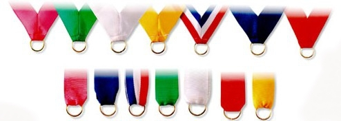 Custom Coloured Medals